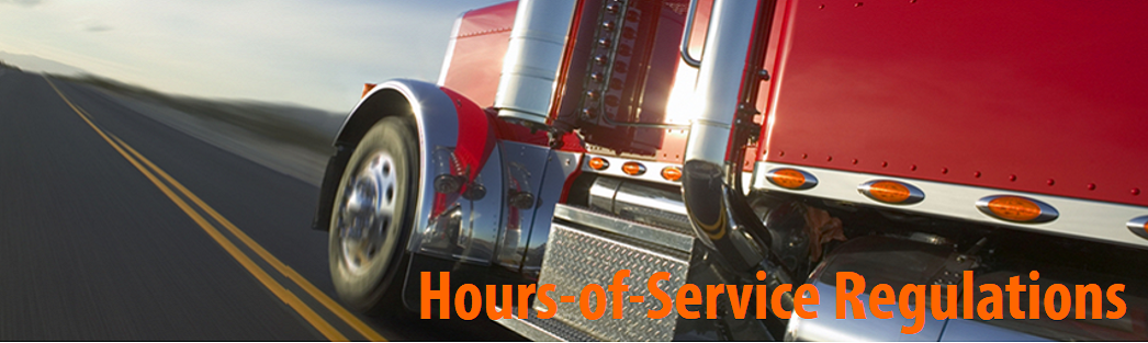 Hours of Service Header