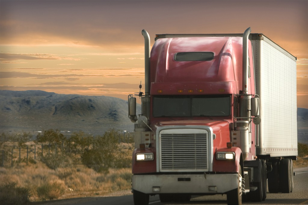 Truck_Highway_Sunset (2)